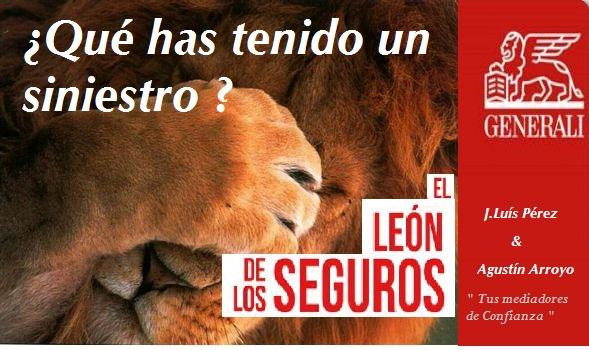 Leon siniestro