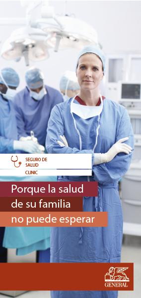 Seguro de salud clinic